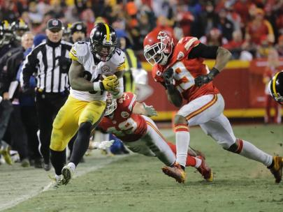 Steve Stelljes (Pittsburgh Steelers)