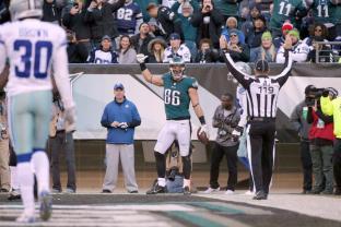 Greg Wilson (Philadelphia Eagles)