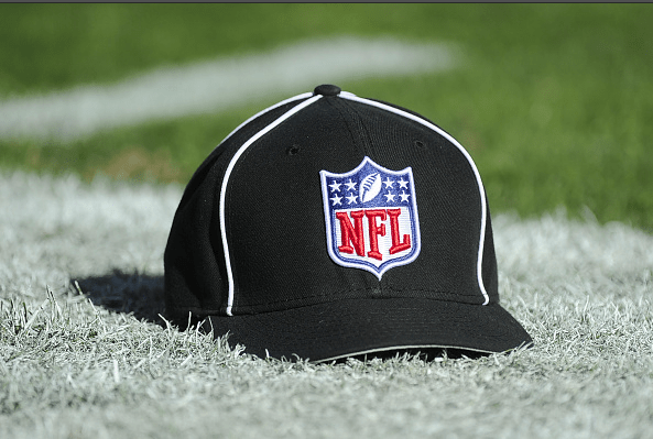 NFL renumbered its officials