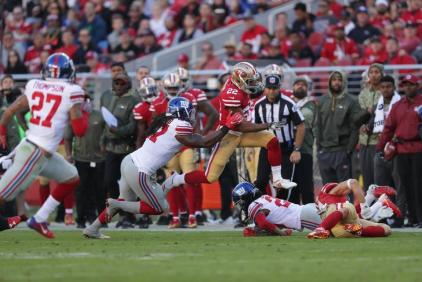 Mike Carr (San Francisco 49ers)