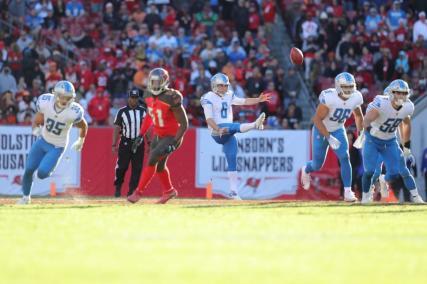 Shawn Smith (Detroit Lions)