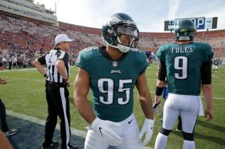 Craig Wrolstad (Philadelphia Eagles)