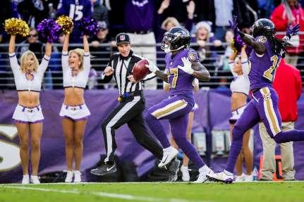 Kent Payne (Baltimore Ravens)