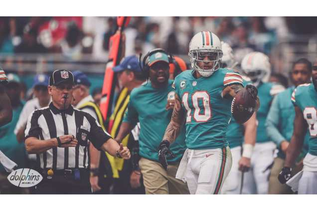 Jeff Seeman (Miami Dolphins)