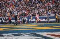 Tony Steratore and Scott Novak (Los Angeles Rams)