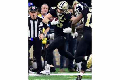 Rusty Baynes (New Orleans Saints)