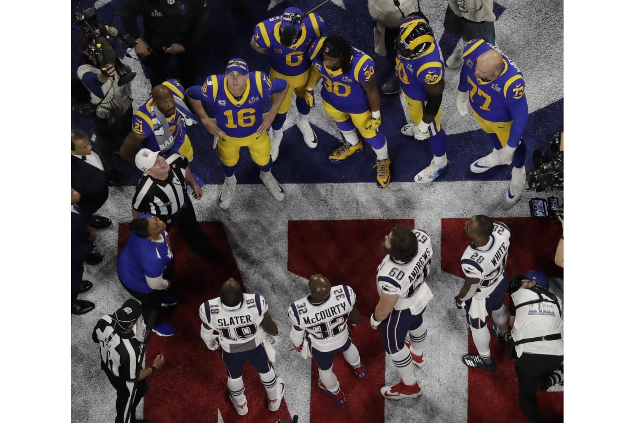 5 observations from Super Bowl LIII