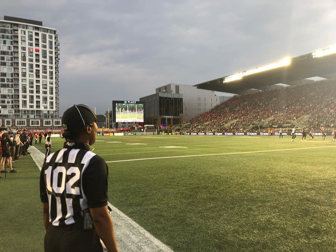 NFL sends 4 officials north to call CFL games