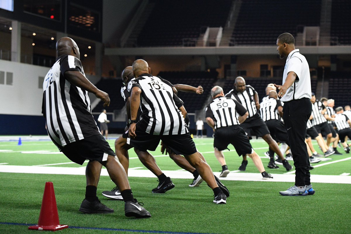 COVID-19 forces a rushed offseason for NFL officials