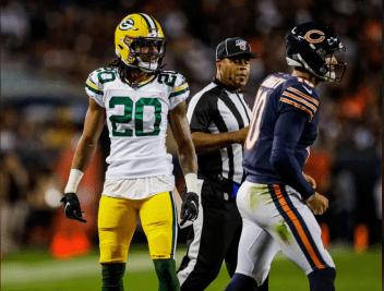 Boris Cheek (Green Bay Packers)