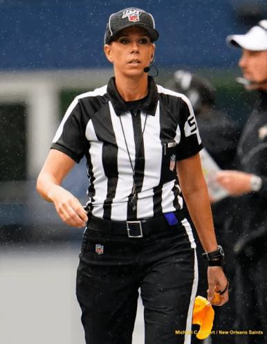 Sarah Thomas (New Orleans Saints)