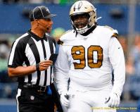 Umpire Terry Killens (New Orleans Saints)