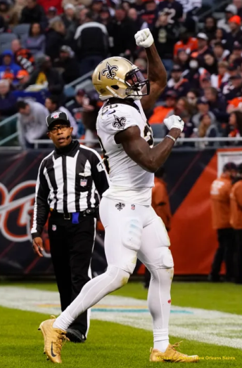 Terrence Miles (New Orleans Saints)