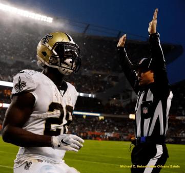 Walt Coleman, IV (New Orleans Saints)