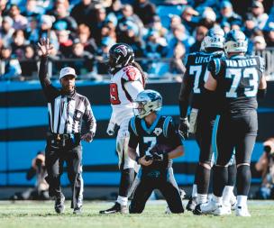 Adrian Hill (Carolina Panthers)