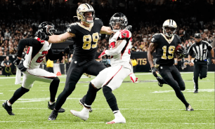 Barry Anderson (New Orleans Saints)