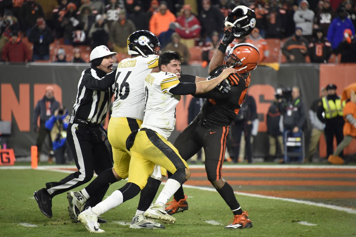 Unprecedented punishments are appropriately harsh to Garrett, Pouncey, the Browns, and the Steelers