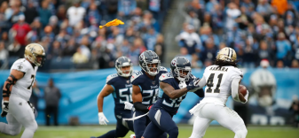 Looks like this one is coming back! (Tennessee Titans)