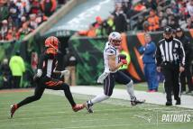 Jeff Bergman (New England Patriots)