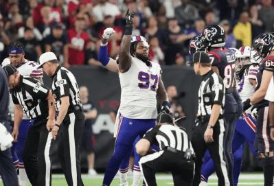 Tony Corrente (Buffalo Bills)
