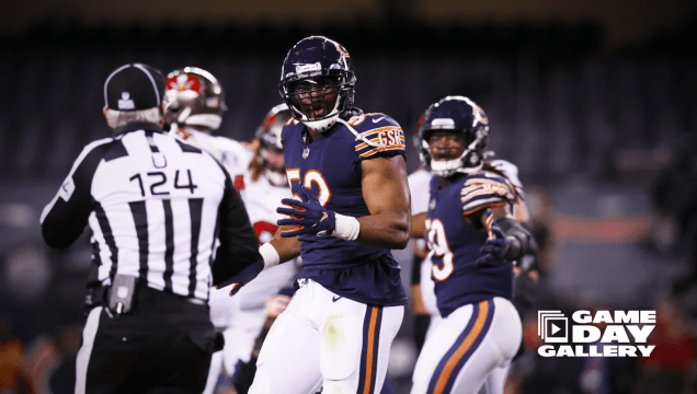 Carl Paganelli (Chicago Bears)