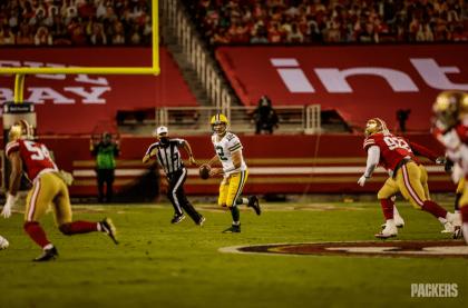Bill Vinovich (Green Bay Packers)