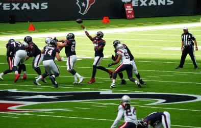 John Hussey (Houston Texans)
