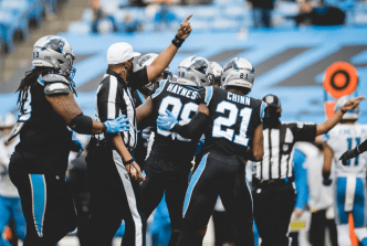 Ron Torbert (Carolina Panthers)