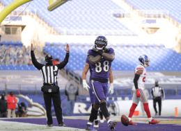 Grantis Bell (Baltimore Ravens)