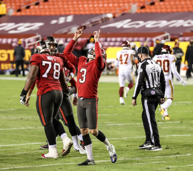 Chad Hill (Tampa Bay Buccaneers)
