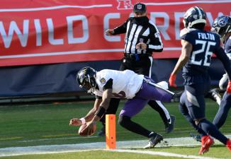 Mike Weatherford (Baltimore Ravens)