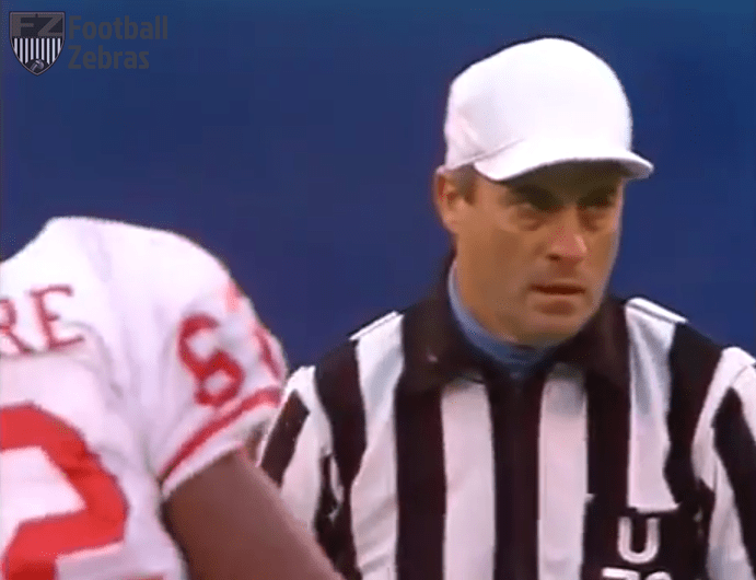 Throwback to the 1986 playoffs: John Madden likes officials who sweat