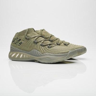 Adidas crazy explosive low camo