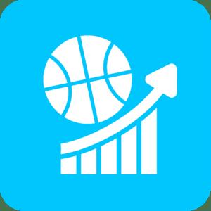 Swish Basketball Shot Tracker App Logo