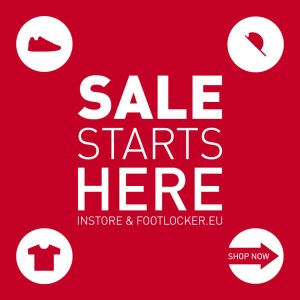 Foot Locker Sale