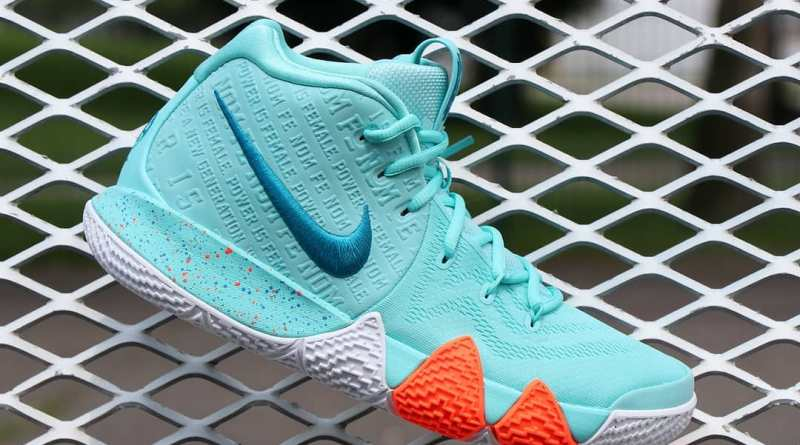 buy popular 35a84 73d7d TIP OFF - Nike Kyrie 4 Power Is Female Purchase Links ...