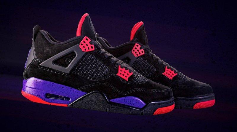 Air Jordan 4 Raptors NRG