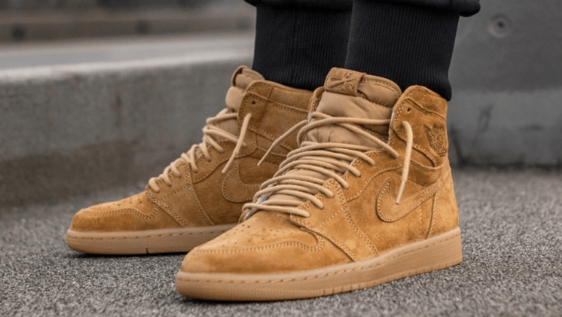air jordan 1 wheat-059xin