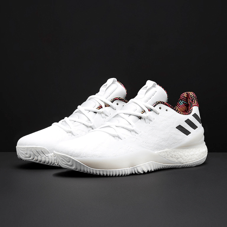 3ccf89703db4 Adidas Crazylight Boost 2018 Summer Pack White