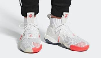b0c199579b4e2 SALE - Save 40% on the Adidas Crazylight Boost 2018 Sale From £52 ...