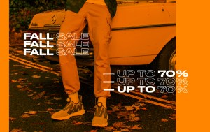 SNS Fall Up to 70% sale