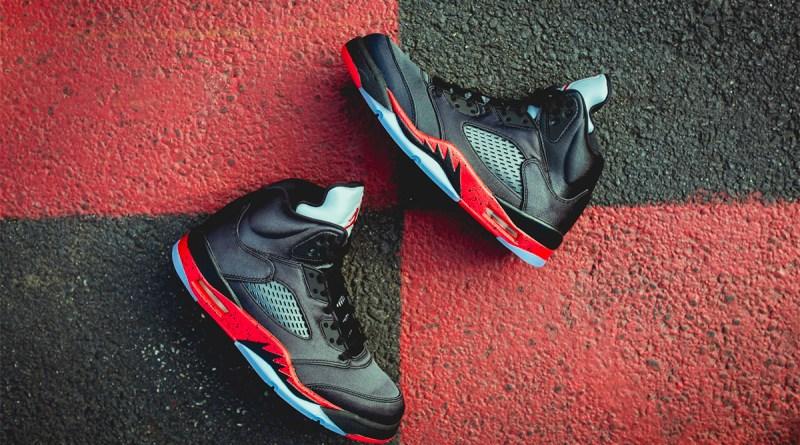 Air Jordan 5 Satin Bred