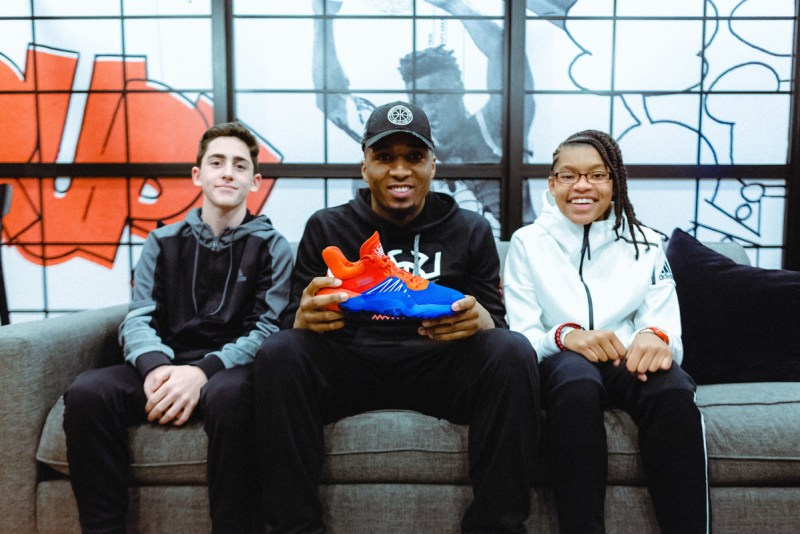 Adidas D.O.N. Issue #1 reveal interview