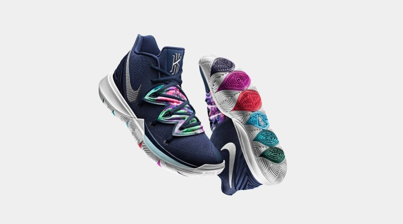 Kyrie 5 Third Eye Vision Multi 6