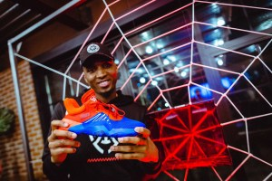 Adidas hoops D.O.N. Issue #1 Donovan Mitchell Signature Shoe