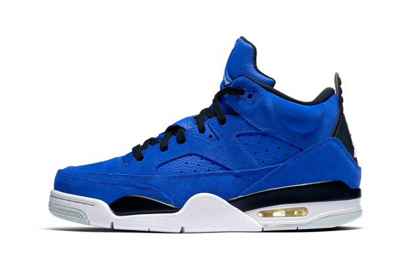 Son Of Mars Low Blue Suede 2
