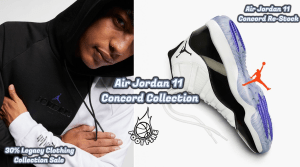 Air Jordan 11 Concard Legacy Sale