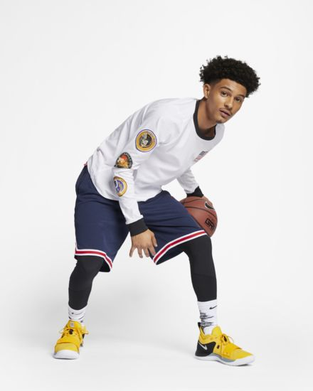 Nike PG3 Nasa Long Sleeve T-shirt Basketball