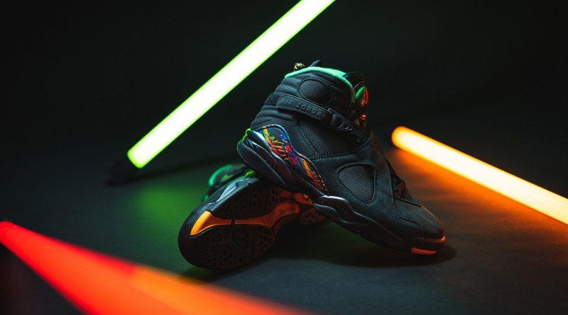 Air Jordan 8 Retro tinker Air Raid 2