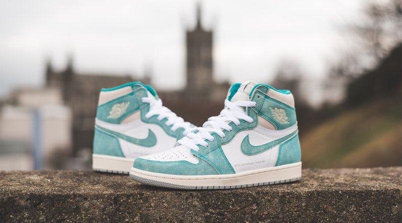 "60045587395e74 RE-STOCK – Air Jordan 1 High OG ""Turbo Green"""